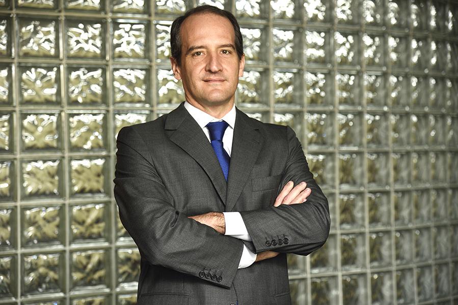 Foto: presidente da CVM, Marcelo Barbosa (crédito: Ismar Ingber)
